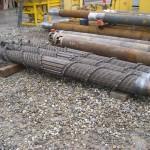 Hybridpfähle zur Baugrundverbesserung